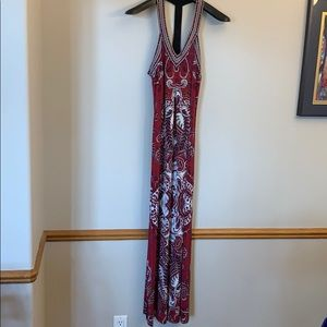 INC maxi dress like new